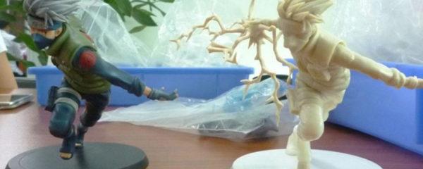 figurines de Manga